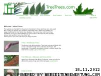 Ranking Webseite treetrees.com