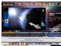 Ranking Webseite triton-project.com