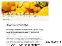 Ranking Webseite trockenfruechte.com