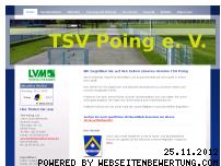 Ranking Webseite tsv-poing.eu