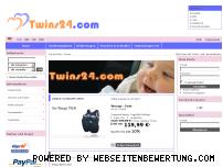 Informationen zur Webseite twins24.com