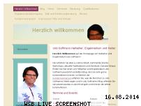 Informationen zur Webseite udo-golfmann.de