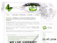 Informationen zur Webseite ulf-theis.de