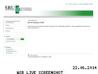 Informationen zur Webseite umweltrat.de
