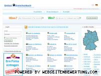 Informationen zur Webseite united-branchenbuch.de