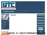 Ranking Webseite united-tourism.com