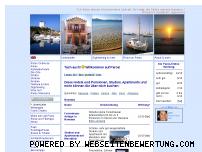 Ranking Webseite urlaub.paros-online.de