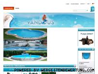 Informationen zur Webseite vandous.de