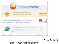 Ranking Webseite vdirekt.web99.de