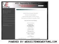 Ranking Webseite ve-motoren.de