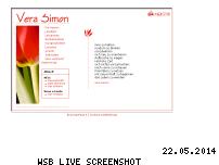 Ranking Webseite verasimon.de