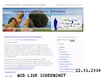 Ranking Webseite vergleichen-und-sparen-blog.de