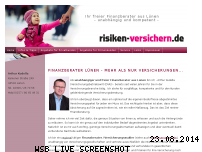 Ranking Webseite versicherungsmakler-finanzberater.de