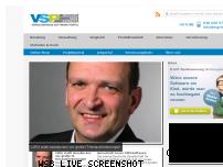 Ranking Webseite versicherungssoftwareportal.de