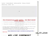 Informationen zur Webseite vertriebsconsulting.de