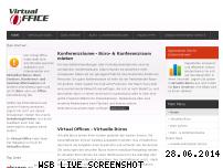 Informationen zur Webseite virtual-office-index.de