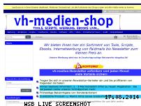 Informationen zur Webseite vis-web-shop.de