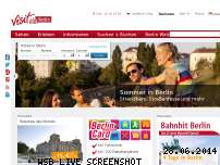 Ranking Webseite visitberlin.de