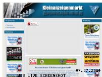 Informationen zur Webseite vogtland2000.de