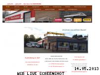 Ranking Webseite wahrmann-bauelemente.de