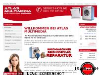 Informationen zur Webseite waschmaschinen-reparaturen-berlin.de