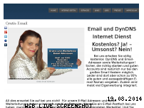 Informationen zur Webseite web-mails.net