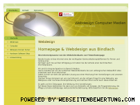 Ranking Webseite webdesign-computer.de