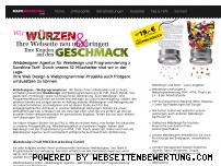 Ranking Webseite webdesigner-profi.de