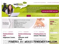 Ranking Webseite webkicks.de