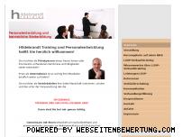 Informationen zur Webseite weiterbildung-hildebrandt.de