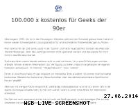 Ranking Webseite welnet.de
