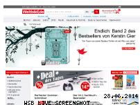 Informationen zur Webseite weltbild.de