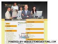 Ranking Webseite werbung-internet.de.tc