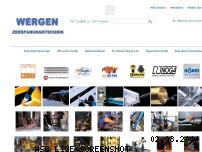 Informationen zur Webseite wergen-zerspanungstechnik.de