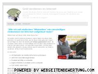 Ranking Webseite wexi.de