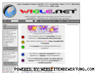 Ranking Webseite wigle.net