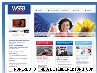 Ranking Webseite wind-solarstrom.com