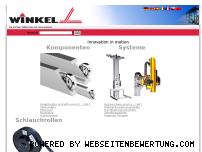 Ranking Webseite winkel.de