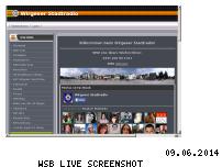 Informationen zur Webseite wirgeserstadtradio.de