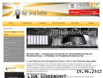Ranking Webseite wirsindheller.de