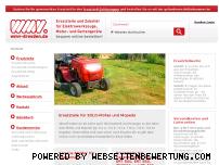 Ranking Webseite wmv-dresden.de