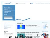 Ranking Webseite woerglerwasserwelt.at