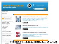 Ranking Webseite wohn-freunde.de