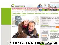 Ranking Webseite wohnen-im-alter.de