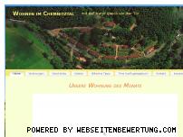 Ranking Webseite wohnen-im-chemnitztal.de