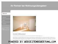 Ranking Webseite wohnung-abnahme.de
