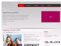 Informationen zur Webseite wojo-photographie.de