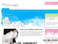 Informationen zur Webseite wunschfee.com