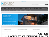 Ranking Webseite xsolution.de