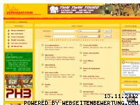 Ranking Webseite yellowpai.com